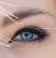 blue eyed gaze